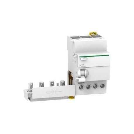 ACTI9, VIGI IC60 4P 63A 30MA TYPE AC 230-240V 400-415V