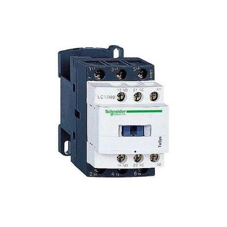 CONTACTEUR TESYS LC1D 3P AC3 440V 9 A BOBINE 230 V CA