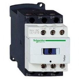 CONTACTEUR TESYS LC1D 3P AC3 440V 12 A BOBINE 230 V CA