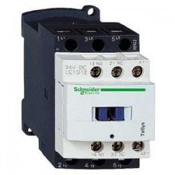 CONTACTEUR TESYS LC1D 3P AC3 440V 12 A BOBINE 400 V CA