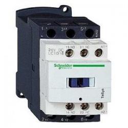 CONTACTEUR TESYS LC1D 3P AC3 440V 18 A BOBINE 400 V CA