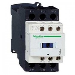 CONTACTEUR TESYS LC1D 3P AC3 440V 25 A BOBINE 400 V CA