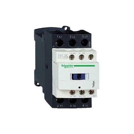 CONTACTEUR TESYS LC1D 3P AC3 440V 32 A BOBINE 400 V CA