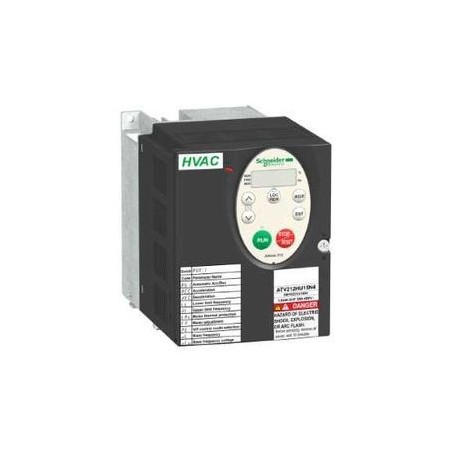 ATV12 2.2KW 240V 1PH 3HP