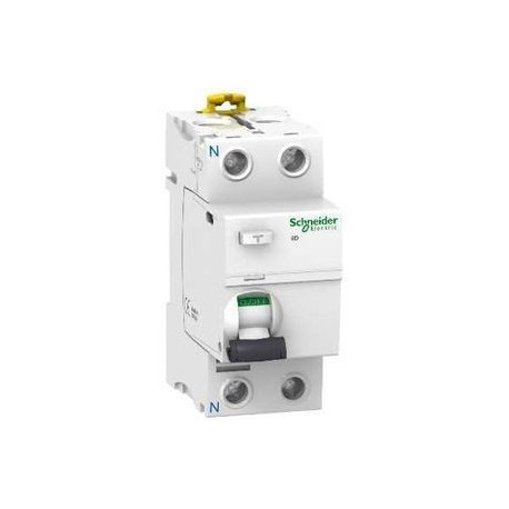 interrupteur differentiel ID 2P 63A 30MA AC VD63 11455